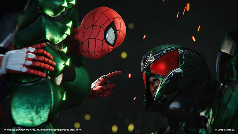 Spider-Man - Screenshot 9