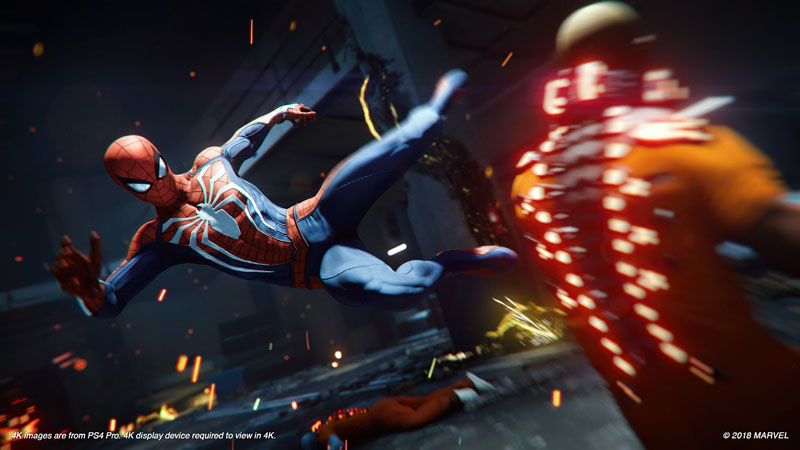 Spider-Man - Screenshot 14