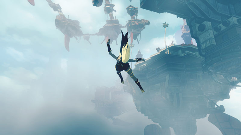 Gravity Rush 2 - Screenshot 20