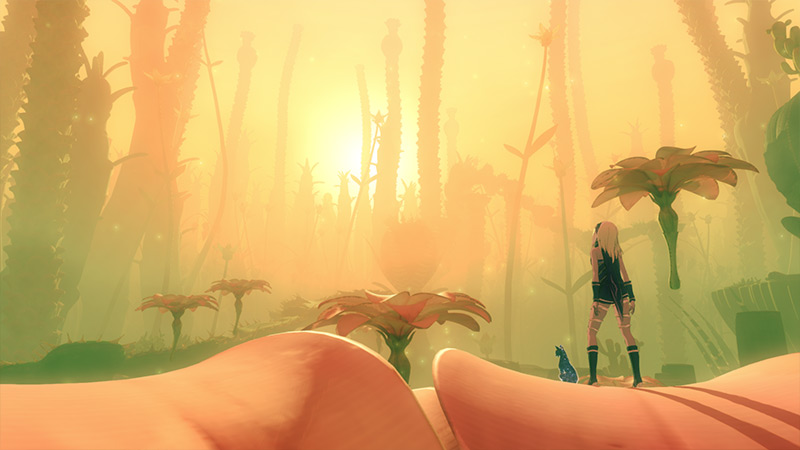 Gravity Rush 2 - Screenshot 13