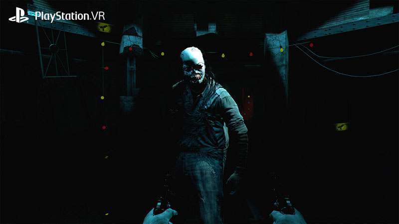 Until Dawn: Rush of Blood - Screenshot 4