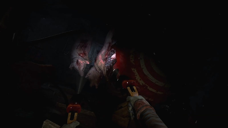 Until Dawn: Rush of Blood - Screenshot 13