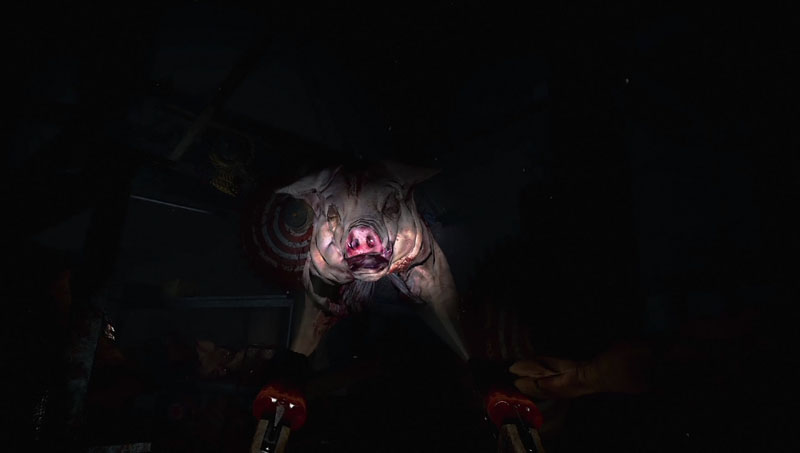 Until Dawn: Rush of Blood - Screenshot 8