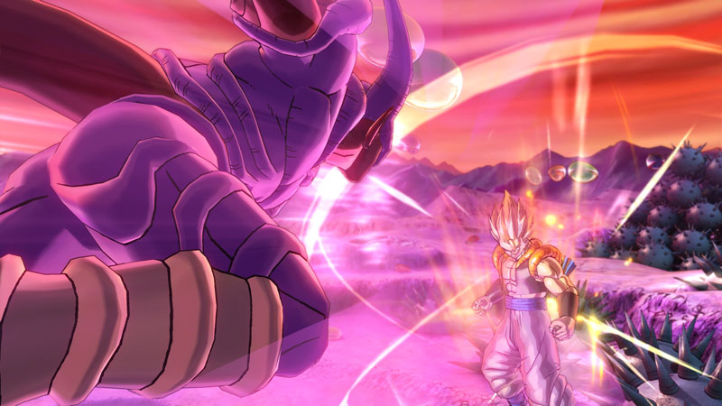 Dragon Ball Xenoverse 2 - Screenshot 2