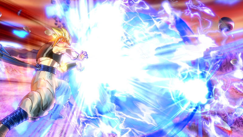 Dragon Ball Xenoverse 2 - Screenshot 4