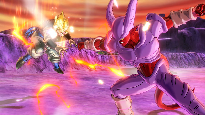 Dragon Ball Xenoverse 2 - Screenshot 8