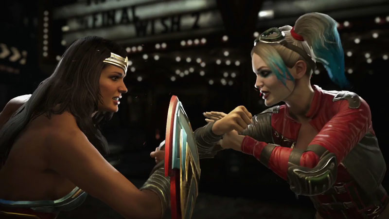 Injustice 2 - Screenshot 1