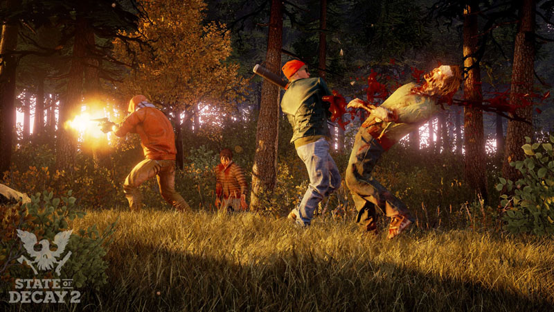 State of Decay 2 - Screenshot 1