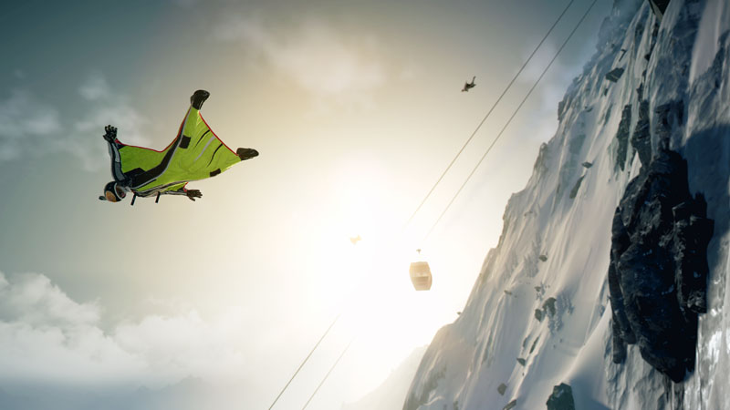 STEEP - Screenshot 2