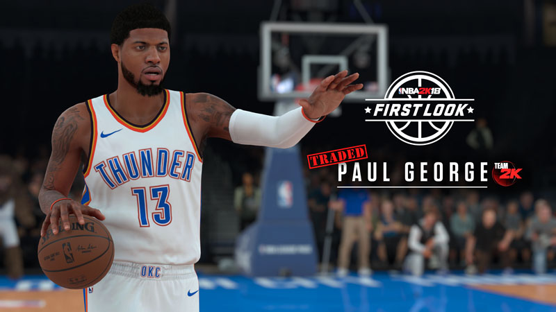 NBA 2K18 - Screenshot 2
