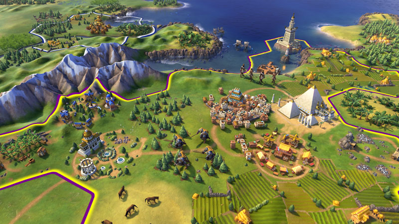 Civilization VI Deluxe Edition - Screenshot 1