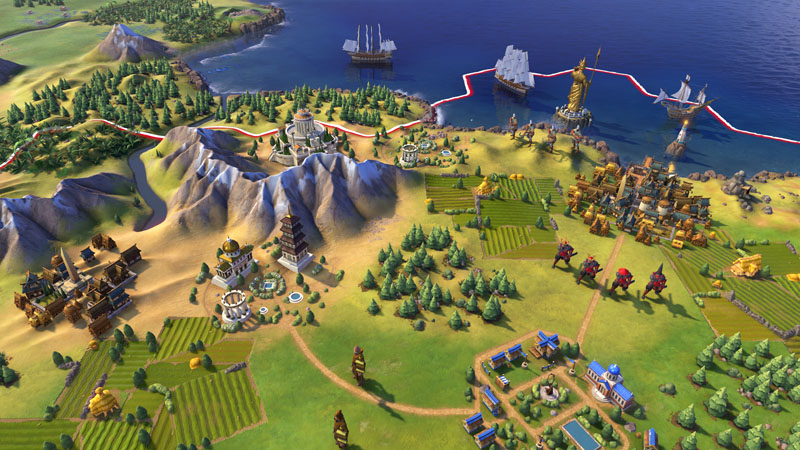 Civilization VI Deluxe Edition - Screenshot 2
