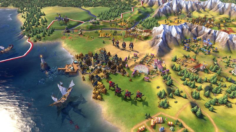 Civilization VI - Screenshot 3