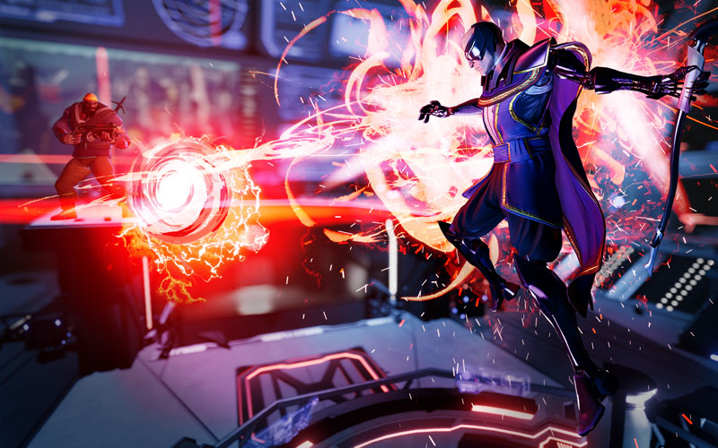 Agents of Mayhem Steelbook Edition - Screenshot 2