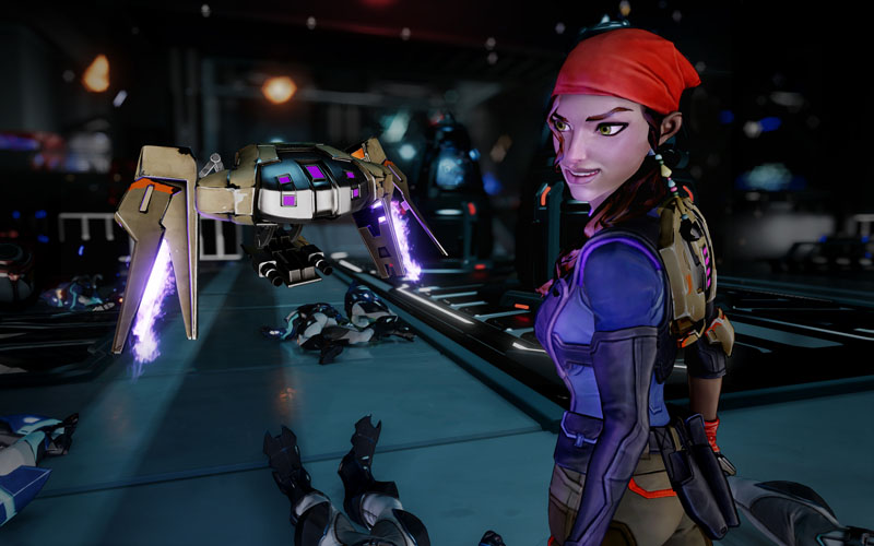Agents of Mayhem - Retail Edition - Screenshot 2