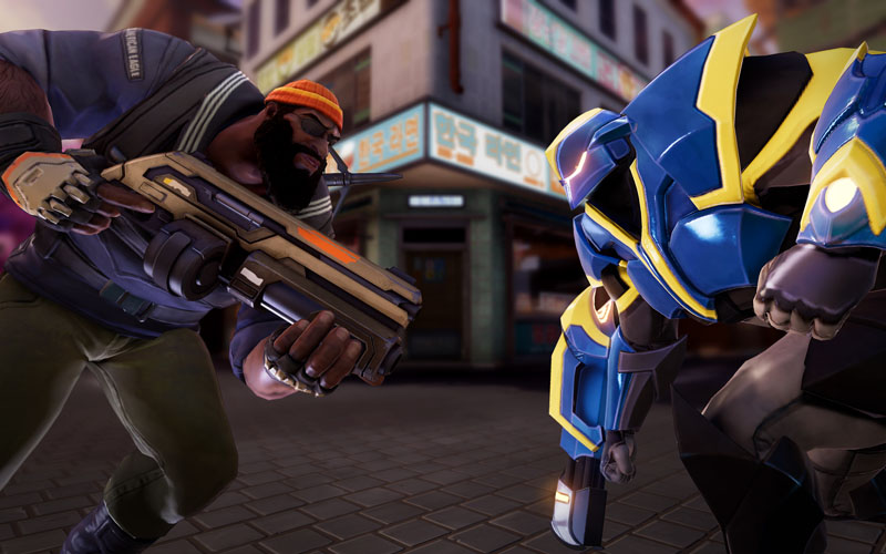 Agents of Mayhem Retail Edition - Screenshot 4