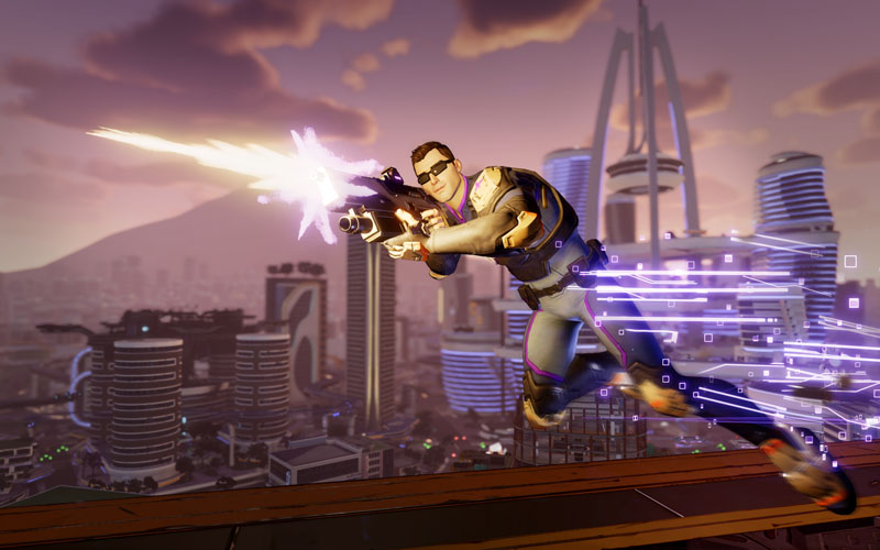 Agents of Mayhem - Retail Edition - Screenshot 4