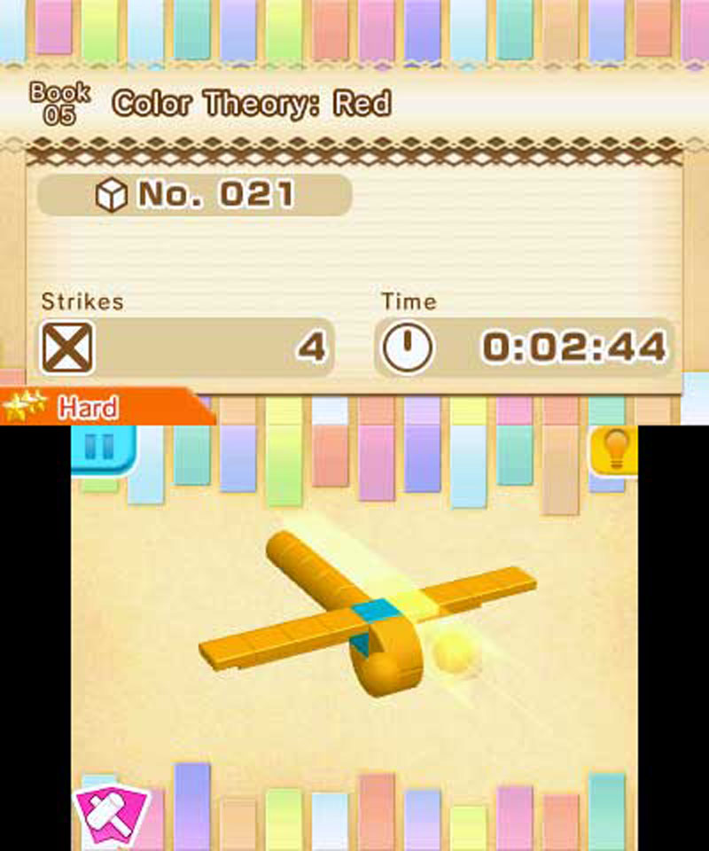 Picross 3D Round 2 - Screenshot 8
