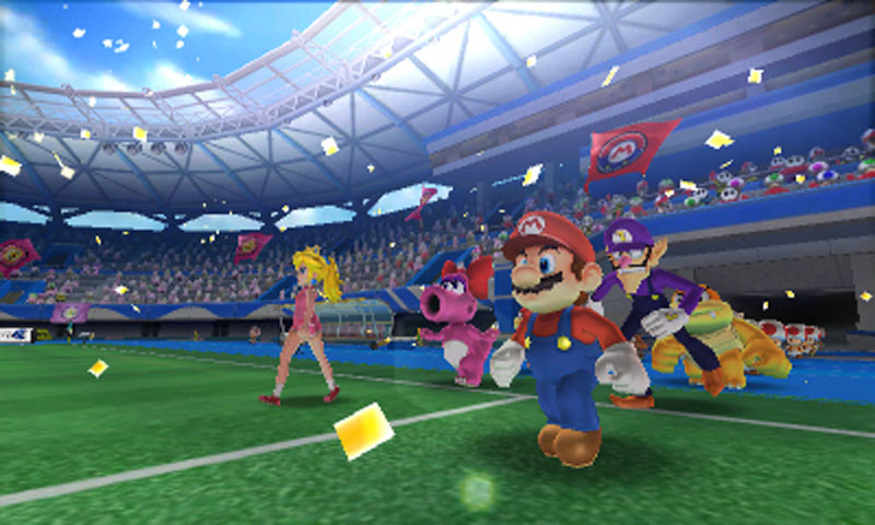 Mario Sports Superstars - Screenshot 6