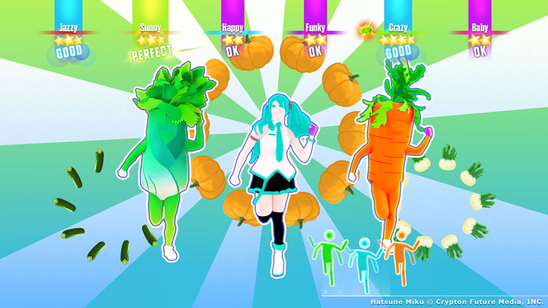 Just Dance 2017 - Screenshot 1