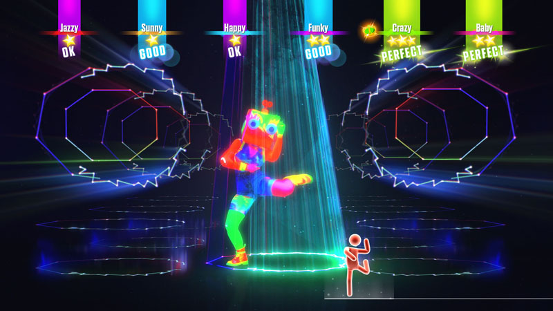 Just Dance 2017 - Screenshot 2