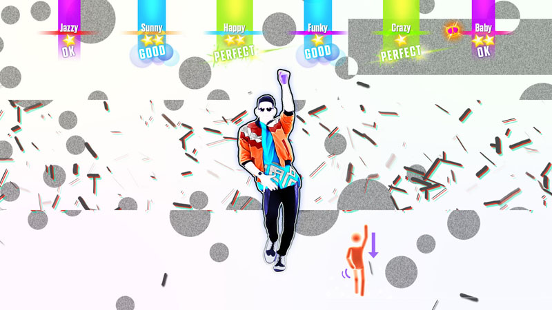 Just Dance 2017 - Screenshot 3