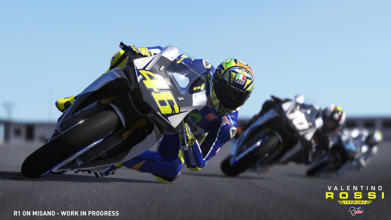 Valentino Rossi - The Game - Screenshot 1