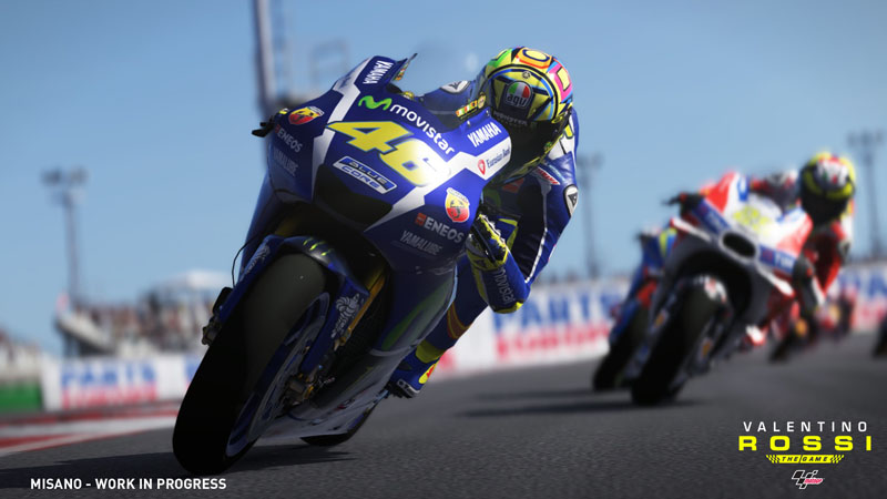 Valentino Rossi - the Game - Screenshot 9