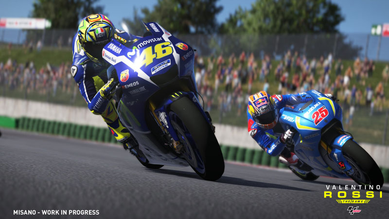 Valentino Rossi - the Game - Screenshot 2