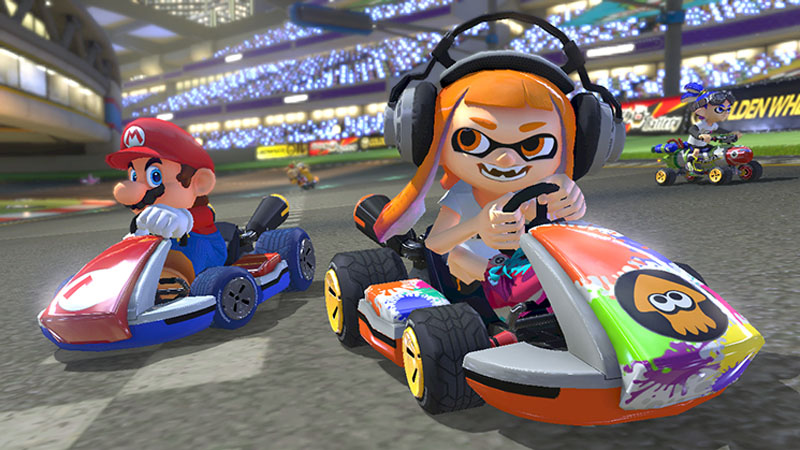 Mario Kart 8 Deluxe - Screenshot 3