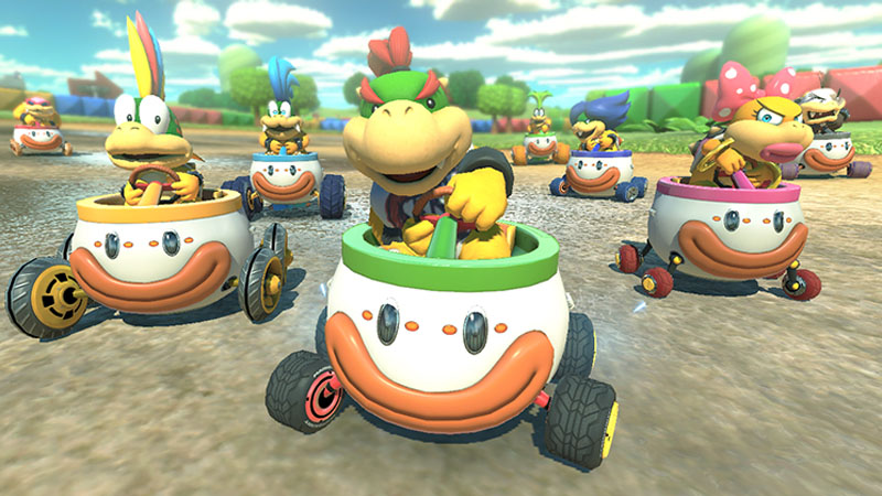 Mario Kart 8 Deluxe - Screenshot 6