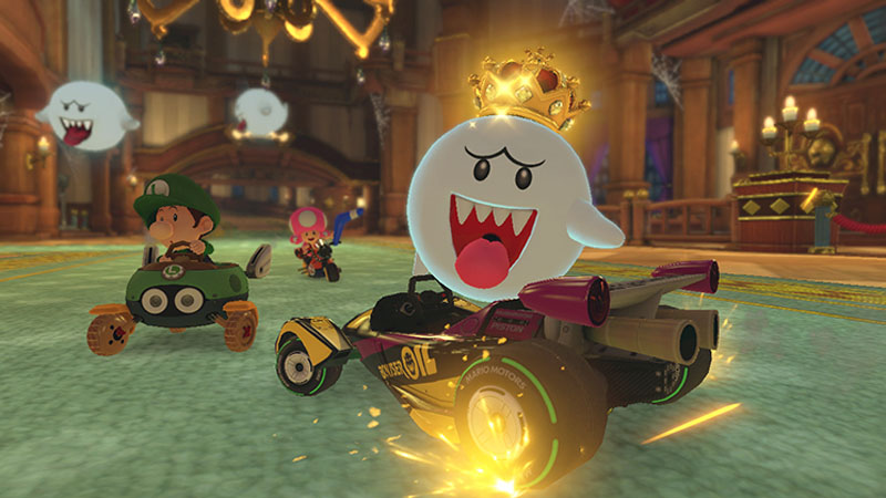 Mario Kart 8 Deluxe - Screenshot 8