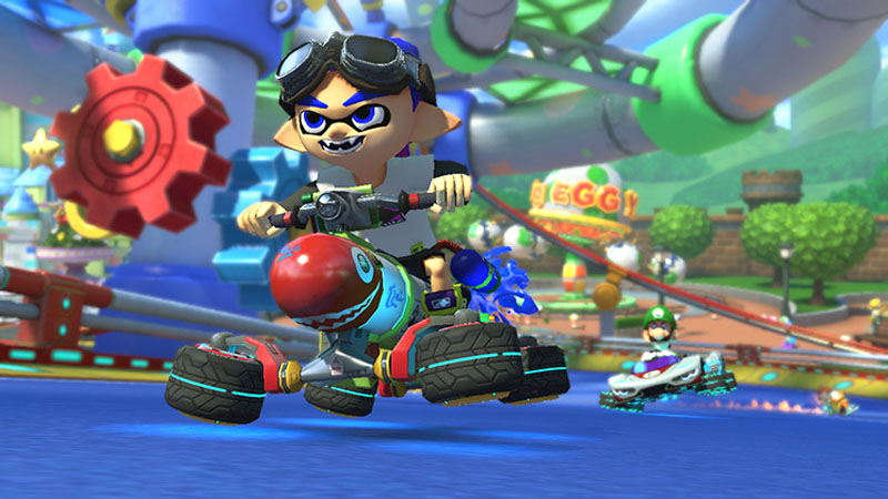 Mario Kart 8 Deluxe - Screenshot 9