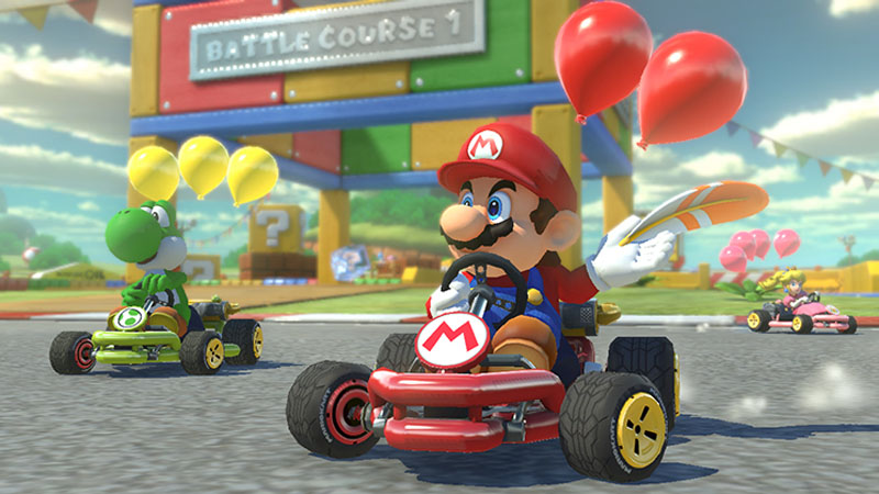 Mario Kart 8 Deluxe - Screenshot 10