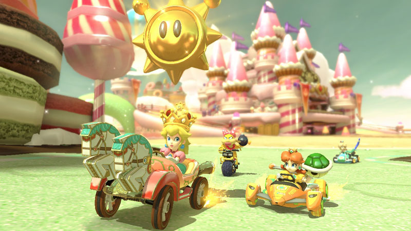 Mario Kart 8 Deluxe - Screenshot 12