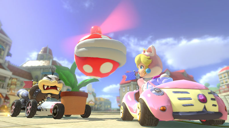Mario Kart 8 Deluxe - Screenshot 13