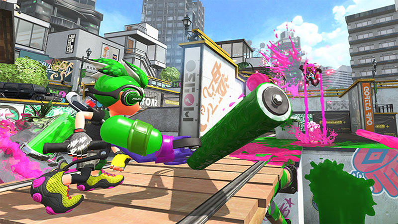 Splatoon 2 - Screenshot 2
