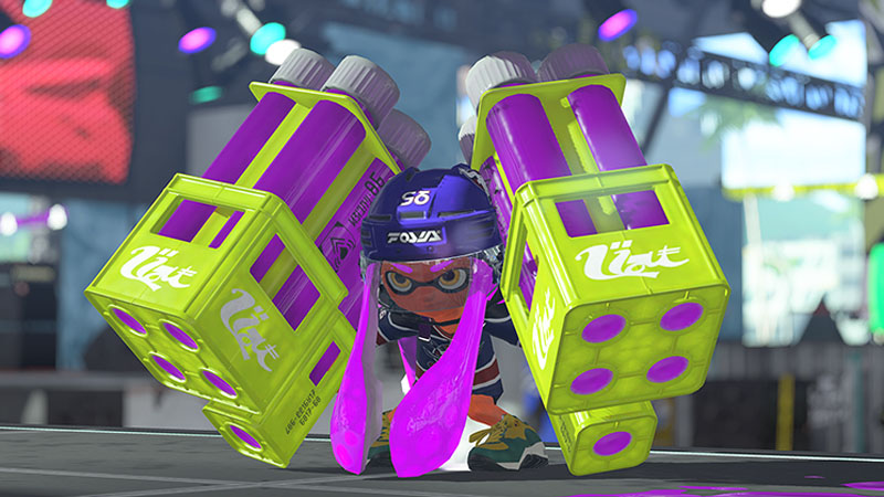 Splatoon 2 - Screenshot 6