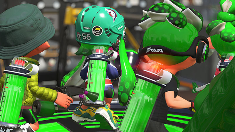 Splatoon 2 - Screenshot 8