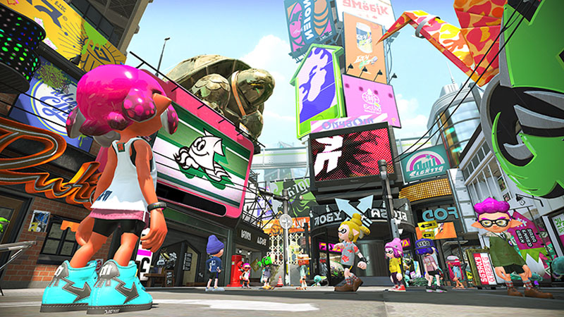 Splatoon 2 - Screenshot 10