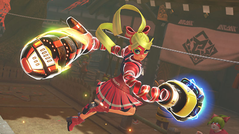 ARMS - Screenshot 2