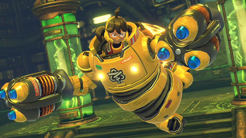 ARMS - Screenshot 7
