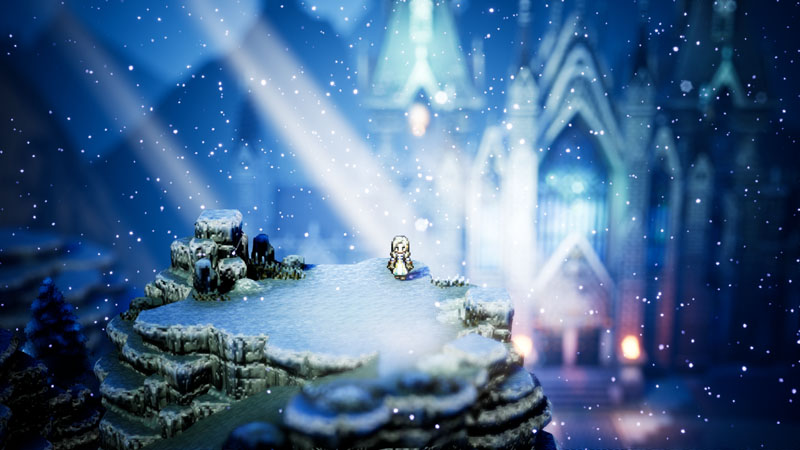 Octopath Traveler - Screenshot 7