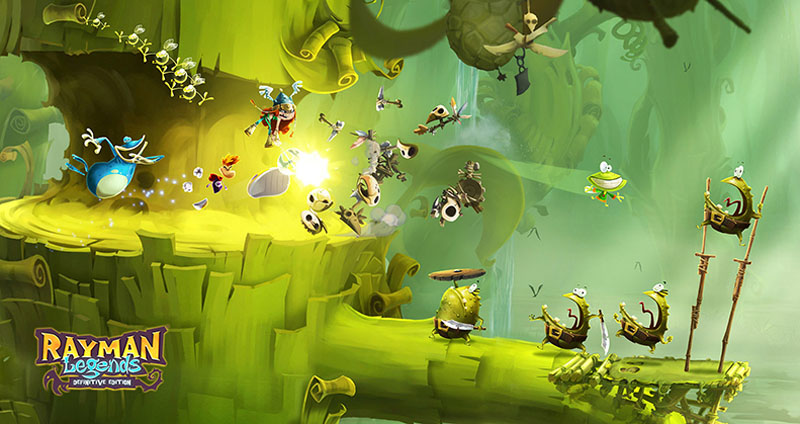 Rayman Legends Definitive Edition - Screenshot 3