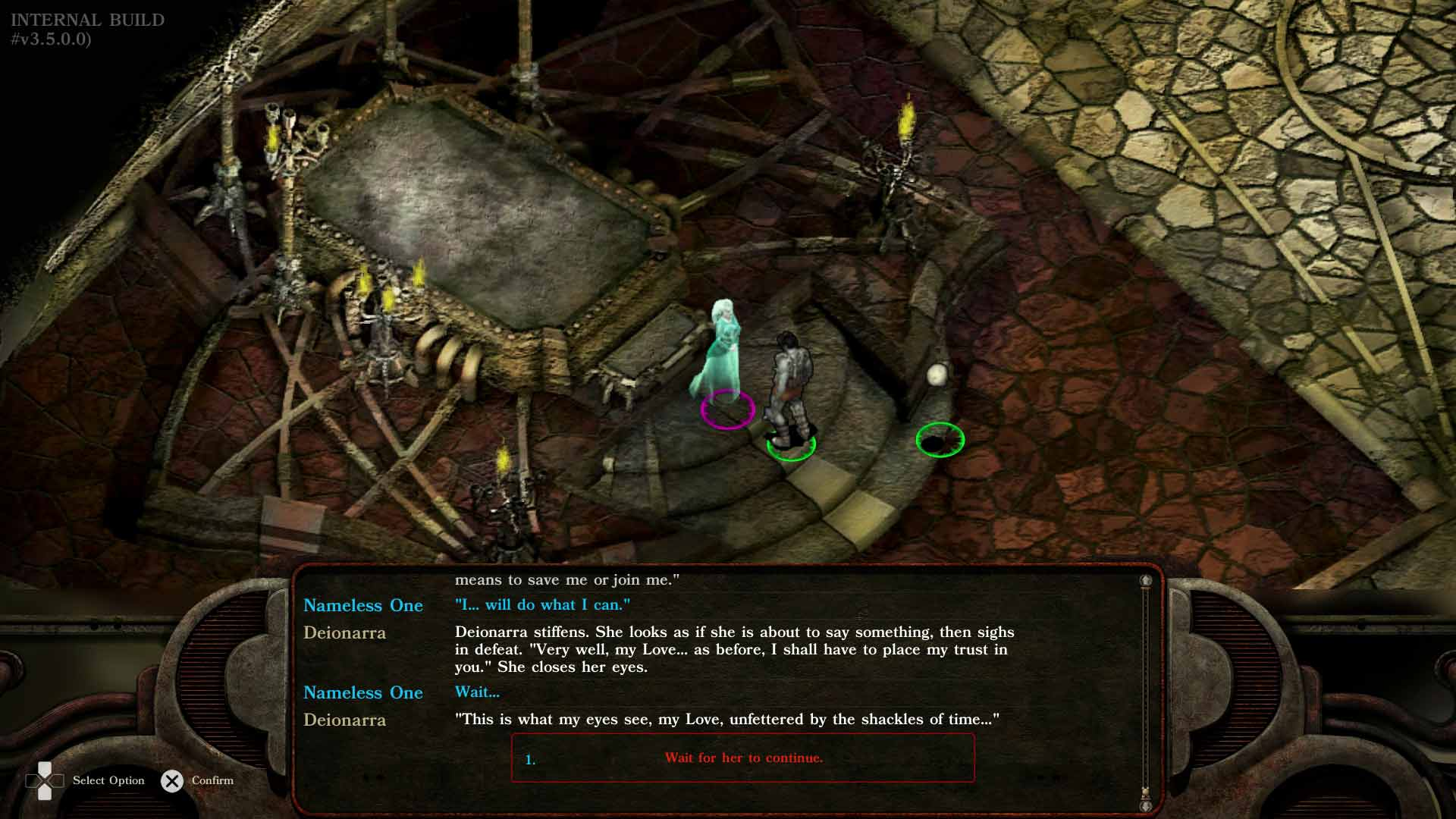 Planescape: Torment & Icewind Dale Enhanced Edition - Screenshot 4