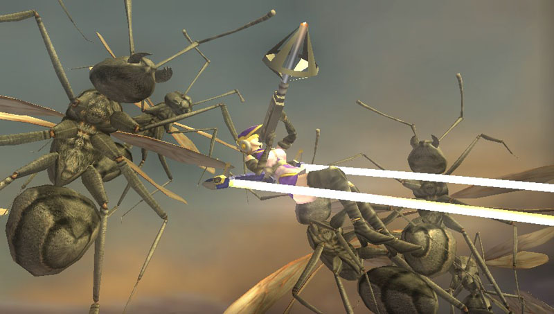 Earth Defense Force 2: Invaders From Planet Space - Screenshot 4