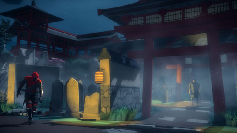 Aragami - Screenshot 4