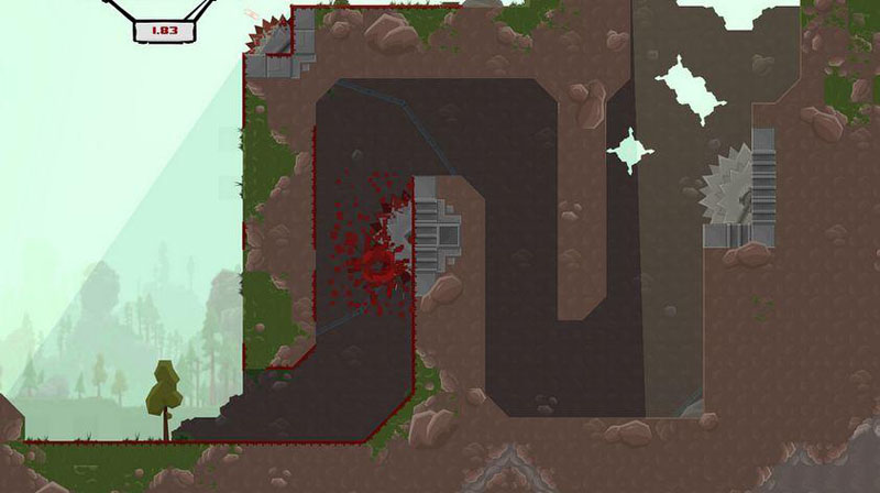 Super Meat Boy - Screenshot 2