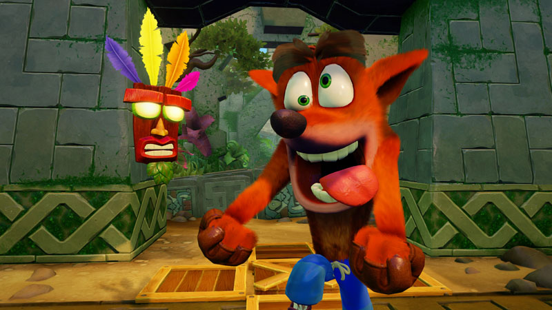 Crash Bandicoot: N-Sane Trilogy - Screenshot 4