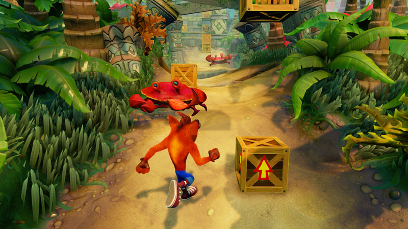 Crash Bandicoot: N-Sane Trilogy - Screenshot 5